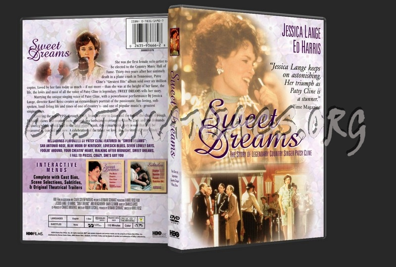 Sweet Dreams dvd cover