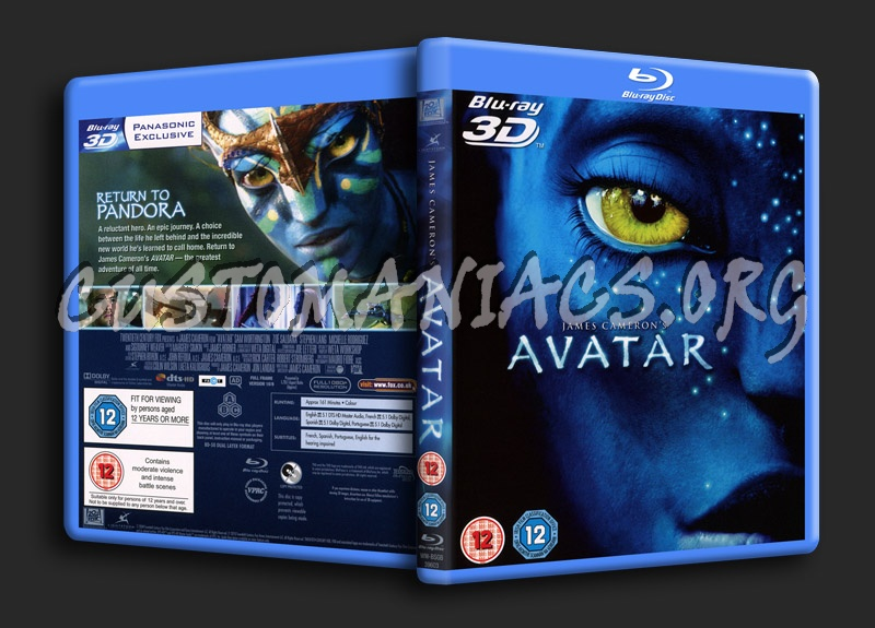 Download avatar blu ray 3d free