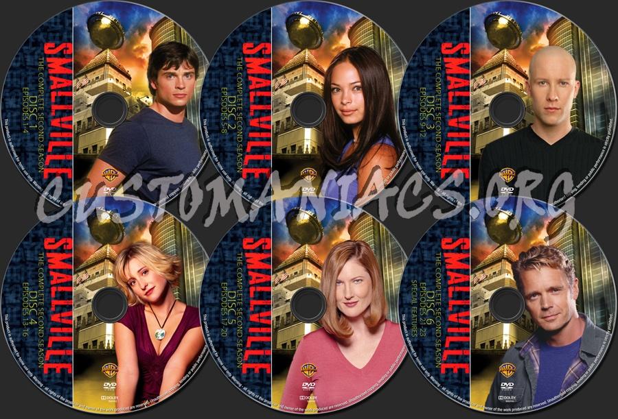 Smallville download.