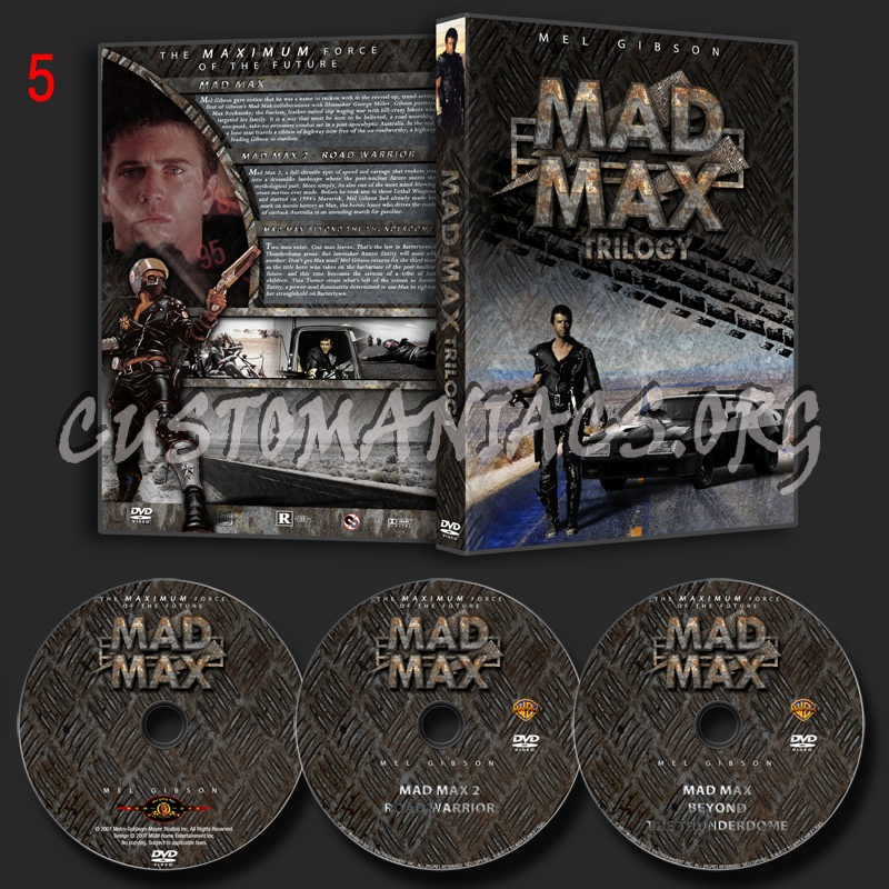 Competition entries MAD MAX
