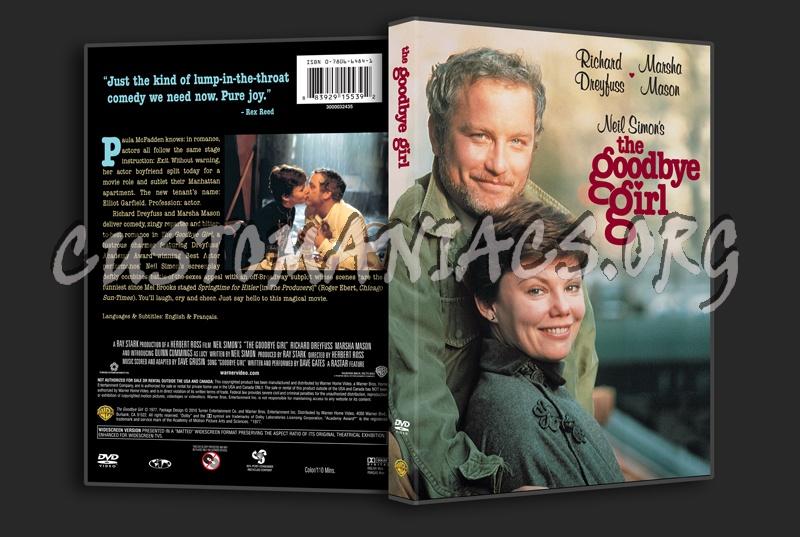 The Goodbye Girl dvd cover