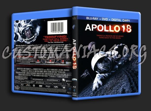 Apollo 18 blu-ray cover