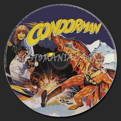 download condorman dublado