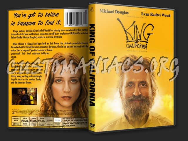 King of California dvd cover