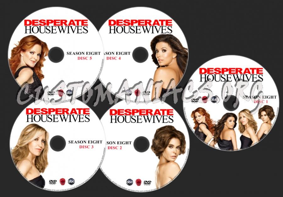 Desperate Housewives Season 4 Desperate Housewives Season 8