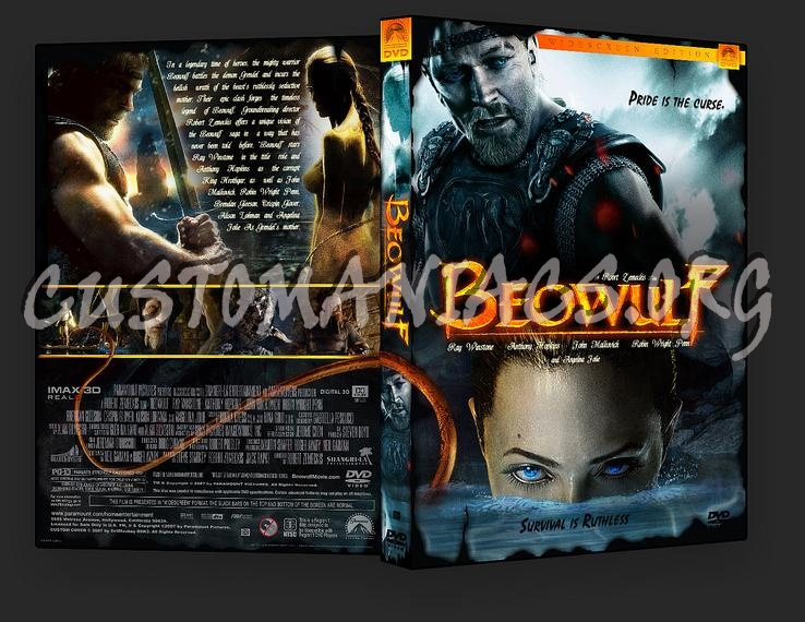 Beowulf dvd cover