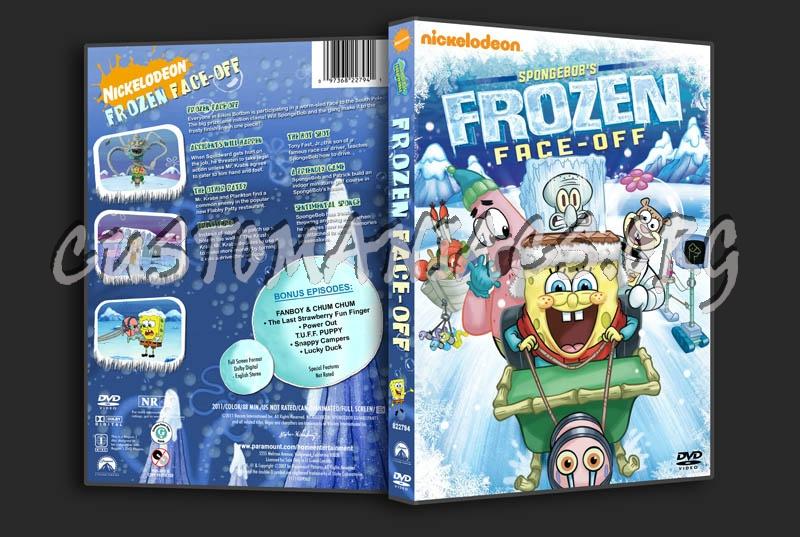 Spongebob Squarepants Frozen