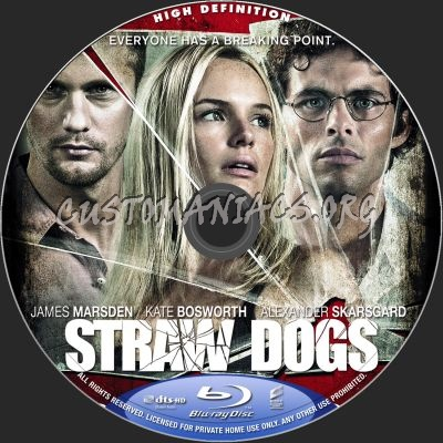 Straw Dogs blu-ray label