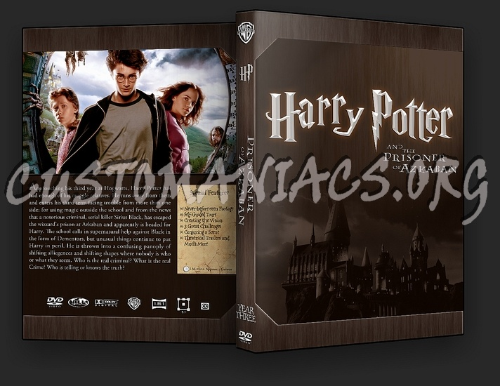 Harry Potter Collection dvd cover