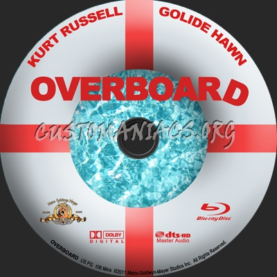 Overboard dvd label