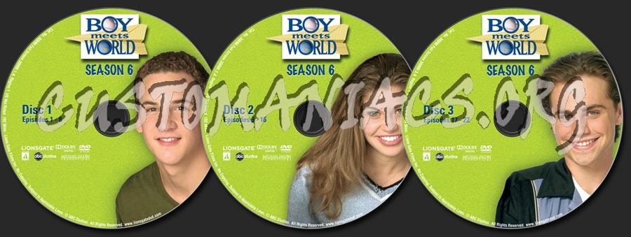 Watch Boy Meets World - Season 6 - WatchSeries
