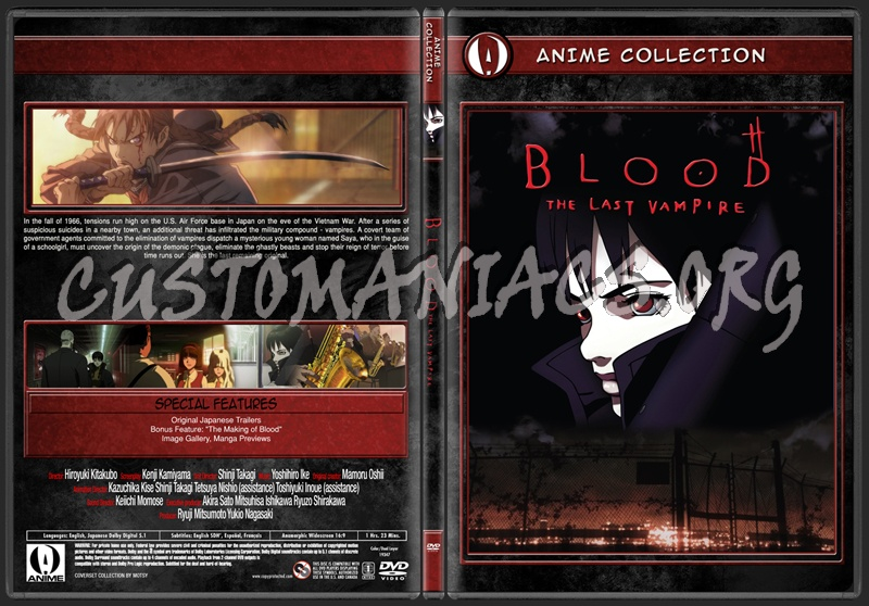 Anime Collection Blood Vampire