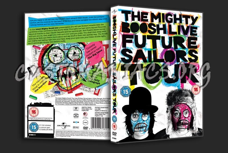 Mighty Boosh Future Sailors Tour Download