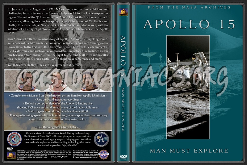 astronaut apollo cover - photo #11