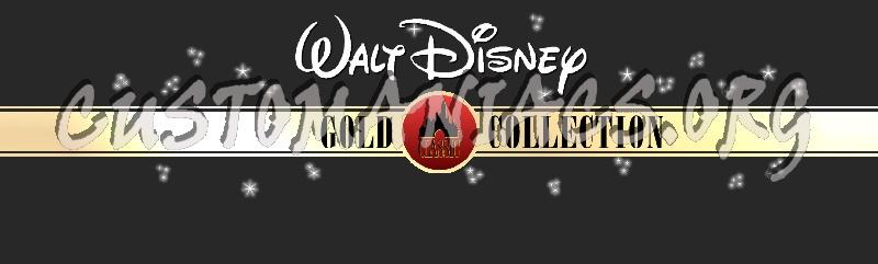 Disney Gold Banner