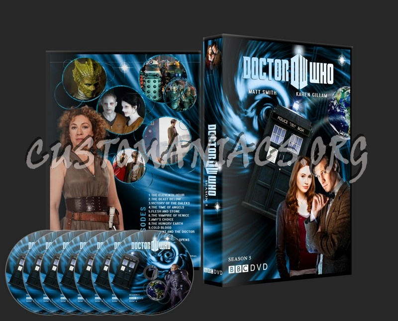 doctor who season 5 hd download