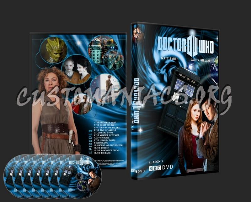 doctor who season 5 download