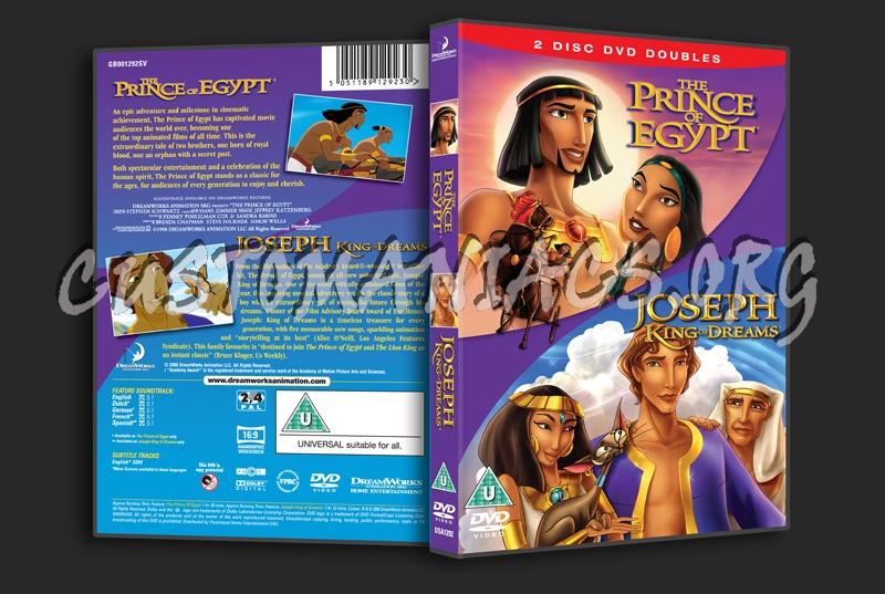 Joseph King of Egypt Joseph King of Dreams Dvd