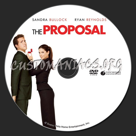 The Proposal Dvd Label Dvd Covers Labels By Customaniacs Id