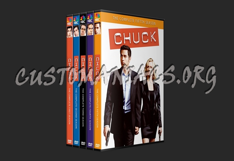 chuck complete series download