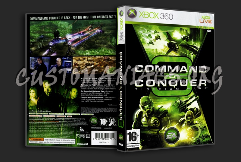 command and conquer 3 tiberium wars online id