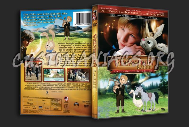 The Velveteen Rabbit dvd cover