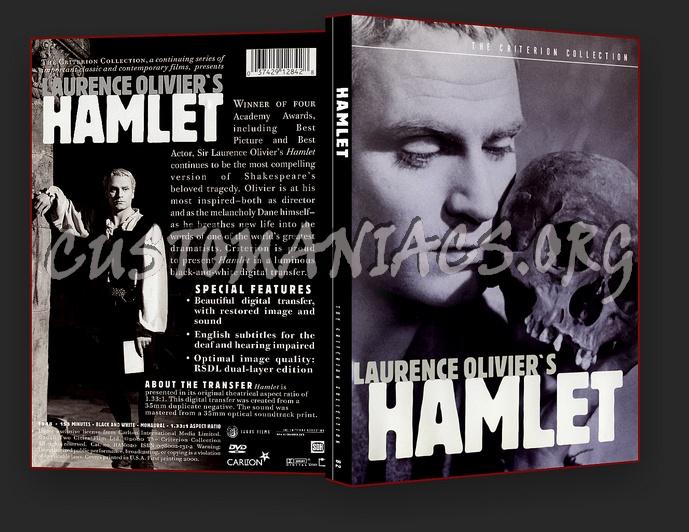 082 - Hamlet dvd cover