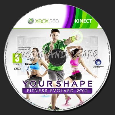 Your shape fitness evolved digitalchumps