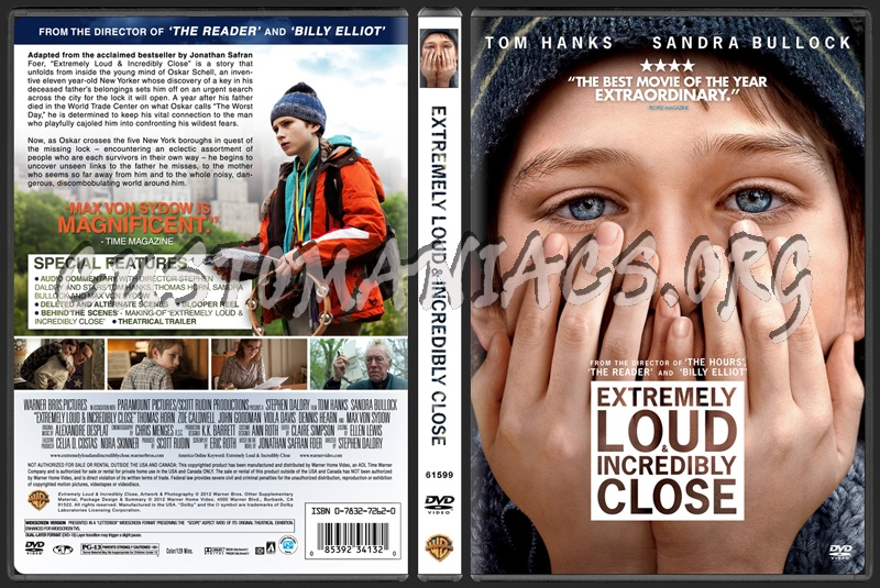 extemly loud and incredibly close values essay