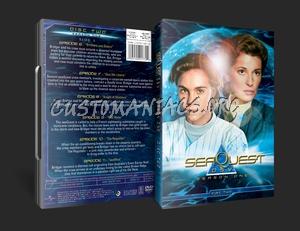 SeaQuest DSV - Season 1 dvd cover