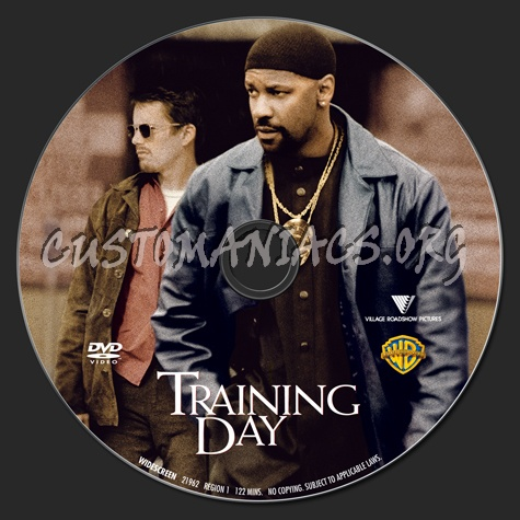 Training Day Dvd Cover images