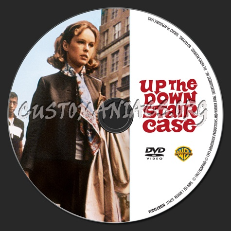 Up The Down Staircase Dvd Label Dvd Covers Labels By