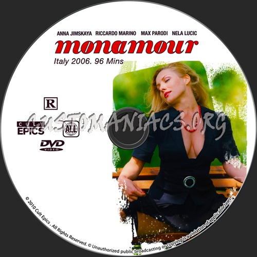 Monamour dvd label - DVD Covers & Labels by Customaniacs ...