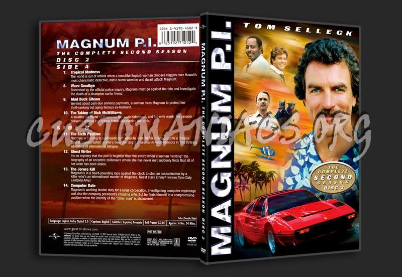 Magnum P.I. Season 2
