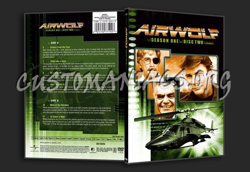 Airwolf Season 1