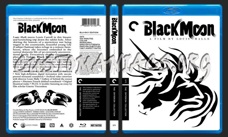 571 - Black Moon blu-ray cover