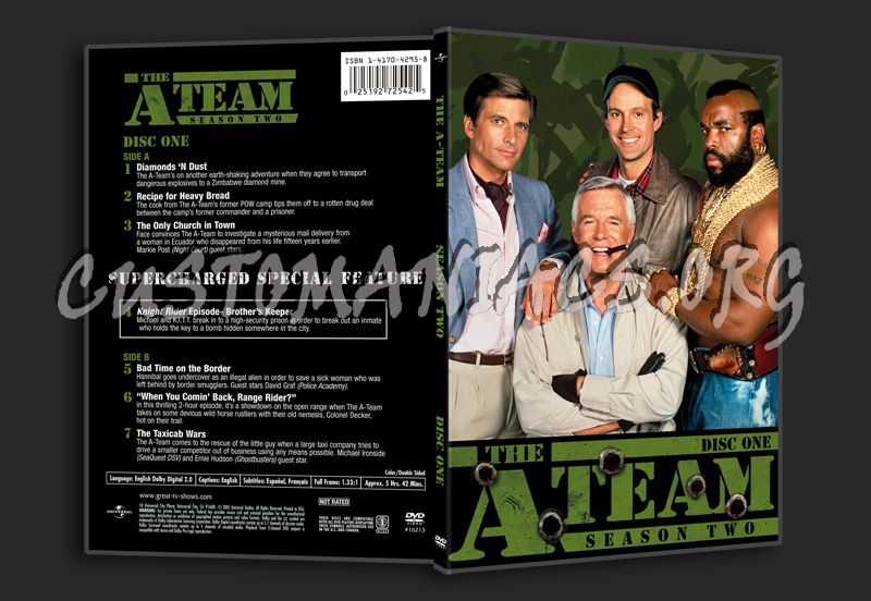 The A-Team Season 2