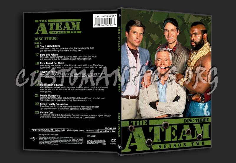 Das Team Staffel 2