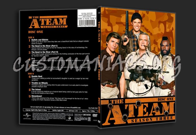 The A-Team Season 3