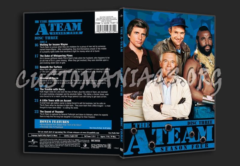The A-Team Season 4