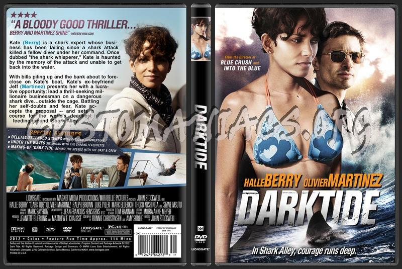 Dark Tide dvd cover