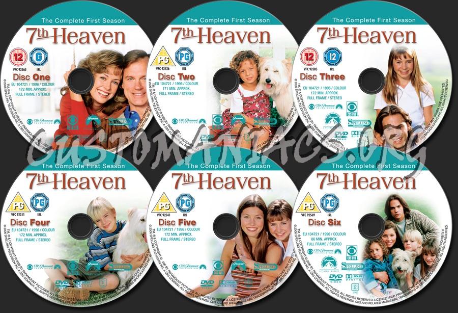 7th heaven online