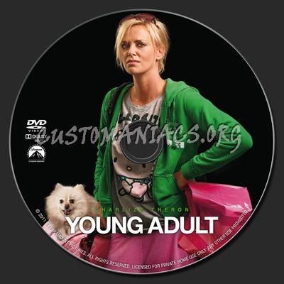 Adult Dvd Label 32