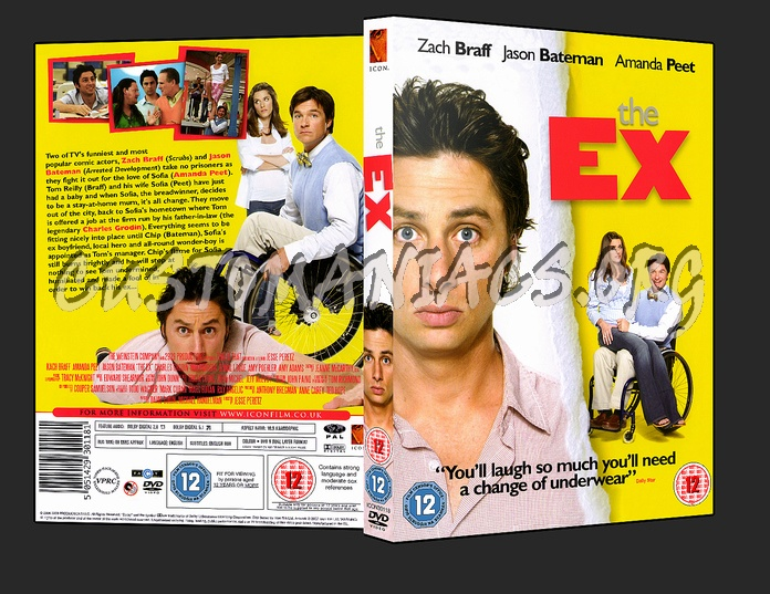 The Ex dvd cover