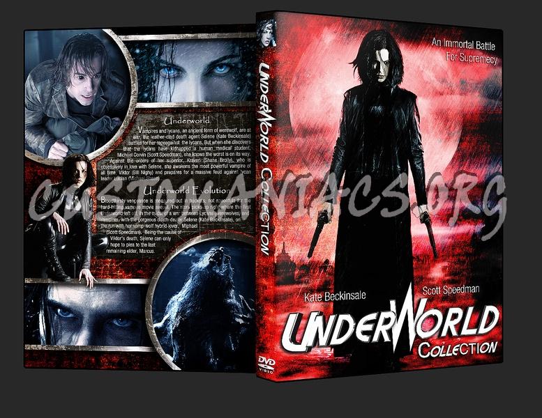 Underworld dvd cover