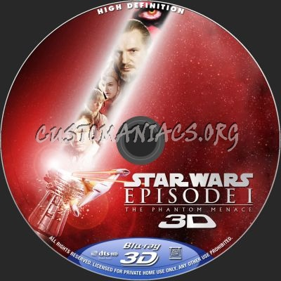 Star wars 3d dvd release date in Sydney