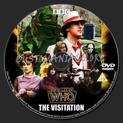 Doctor Who - Season 19 dvd label