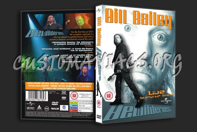 Bill Bailey Bewilderness dvd cover