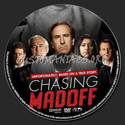 Chasing Madoff Dvd Label