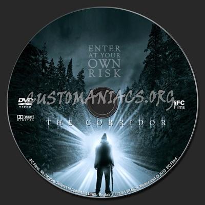 The Corridor dvd label